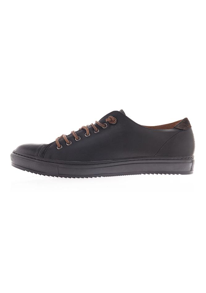 Ανδρικά Παπούτσια Low Cut Black αρχική άντρας αξεσουάρ