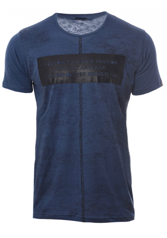 Ανδρικό T-shirt Vocal Blue αρχική ανδρικά ρούχα t shirts
