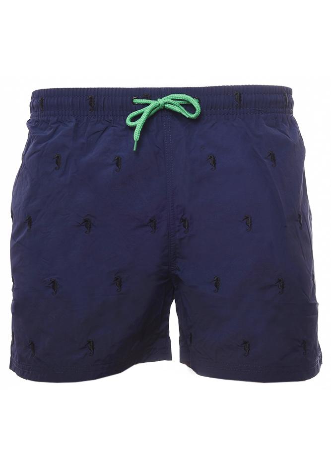 Ανδρικό Μαγιώ Hippocampus D.Blue αρχική ανδρικά ρούχα επιλογή ανά προϊόν μαγιό
