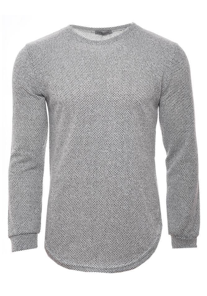 Ανδρική Μπλούζα Lift Grey αρχική ανδρικά ρούχα επιλογή ανά προϊόν πλεκτά