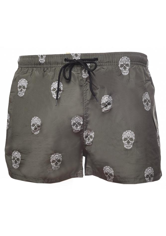 Ανδρικό Μαγιώ Skull αρχική ανδρικά ρούχα επιλογή ανά προϊόν μαγιό