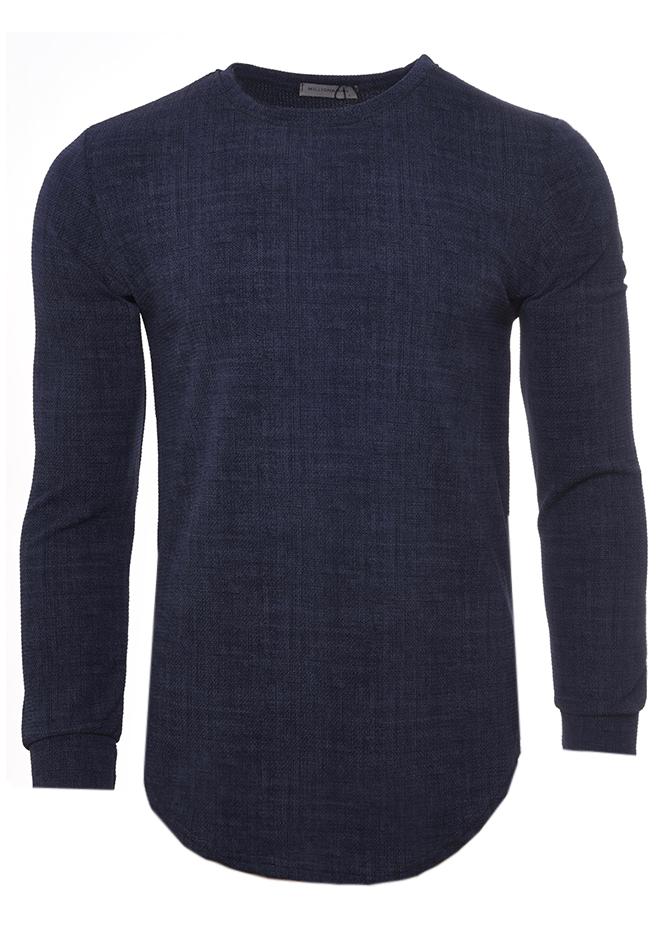 Ανδρική Μπλούζα Candle D.Blue αρχική ανδρικά ρούχα επιλογή ανά προϊόν μπλούζες