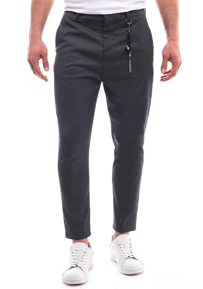 Ανδρικό Chino Mine Grey αρχική ανδρικά ρούχα