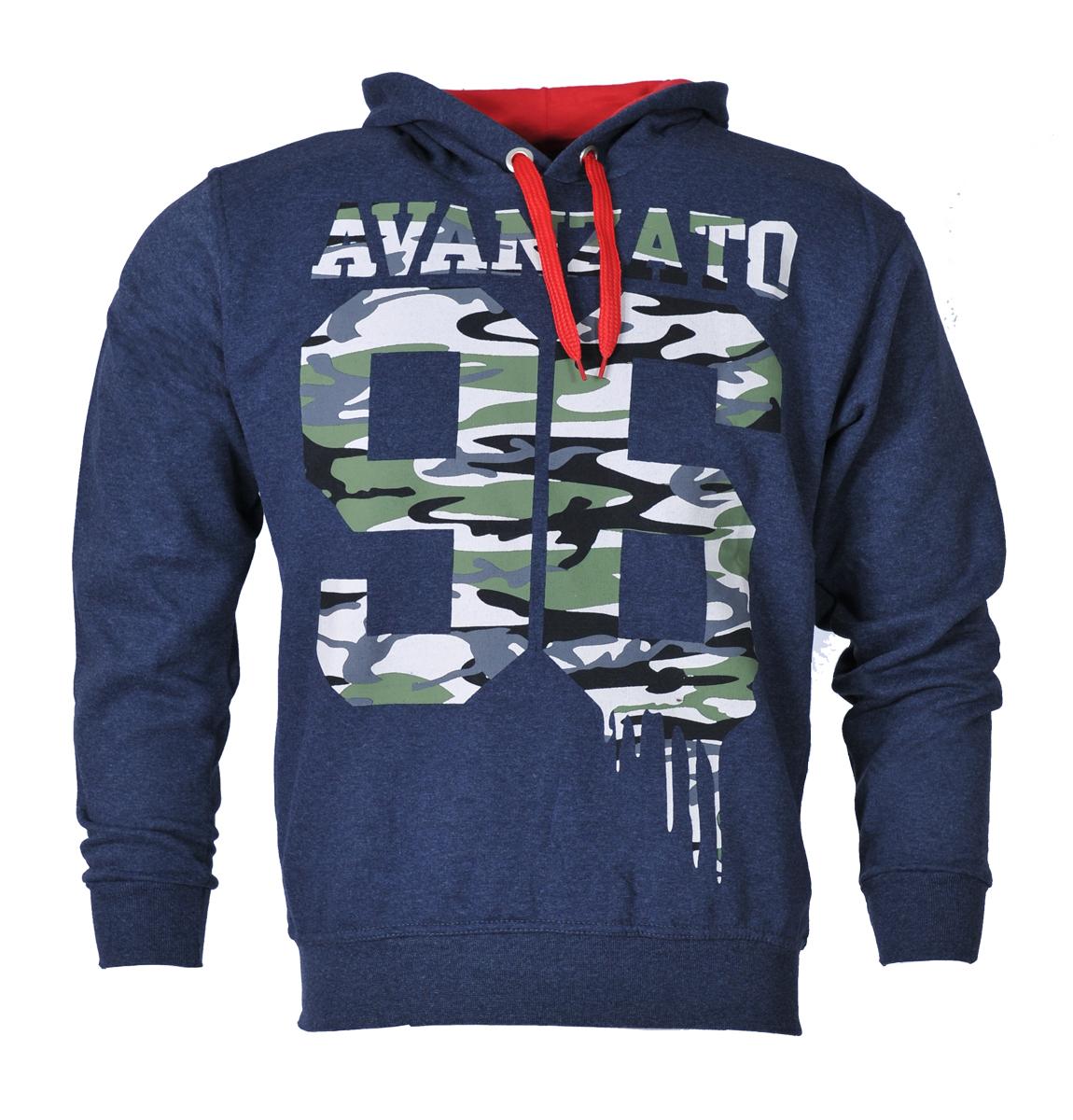 Ανδρικό Φούτερ Avanzato96-Μπλε Σκούρο αρχική ανδρικά ρούχα φούτερ