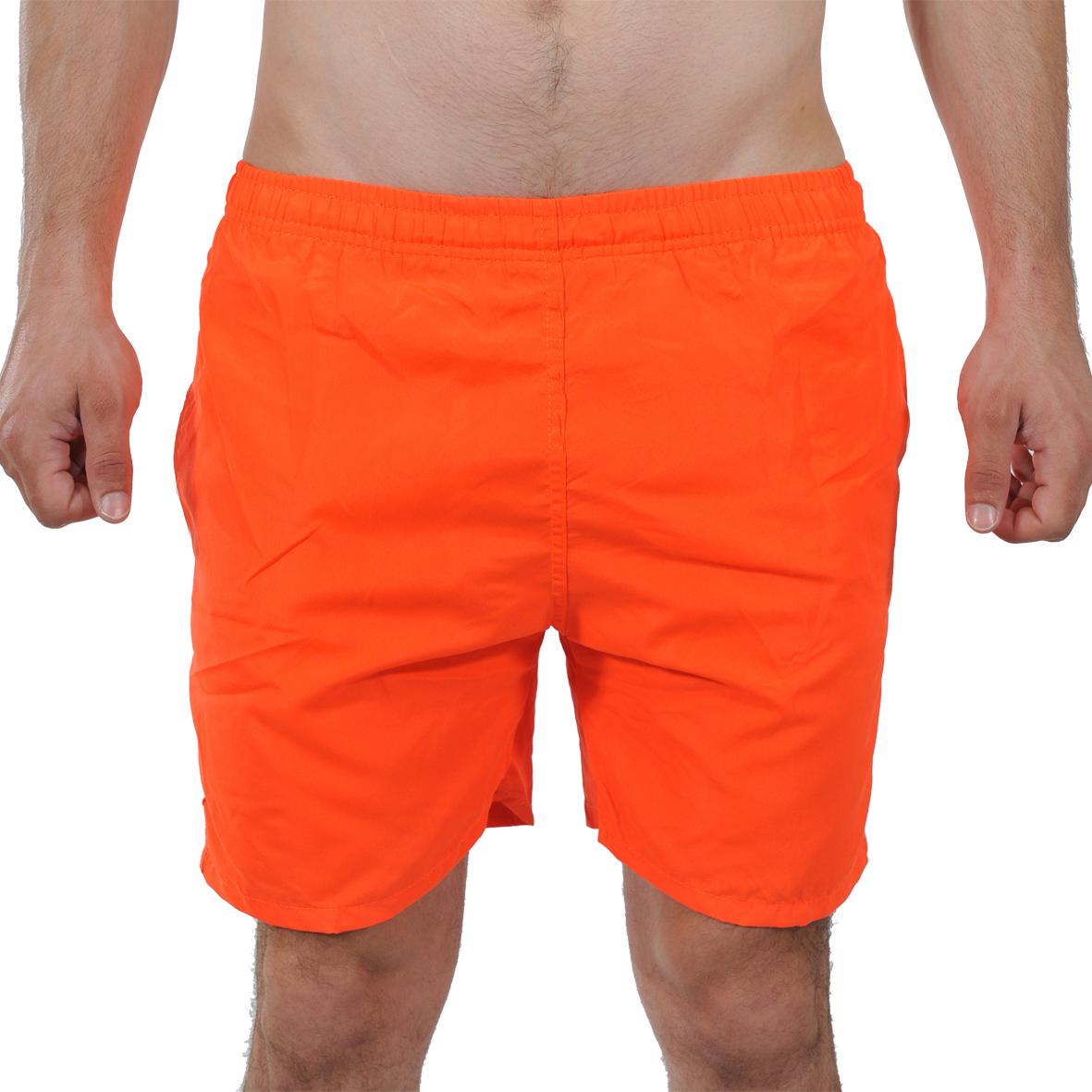 Ανδρικό Μαγιό Orange αρχική ανδρικά ρούχα μαγιώ