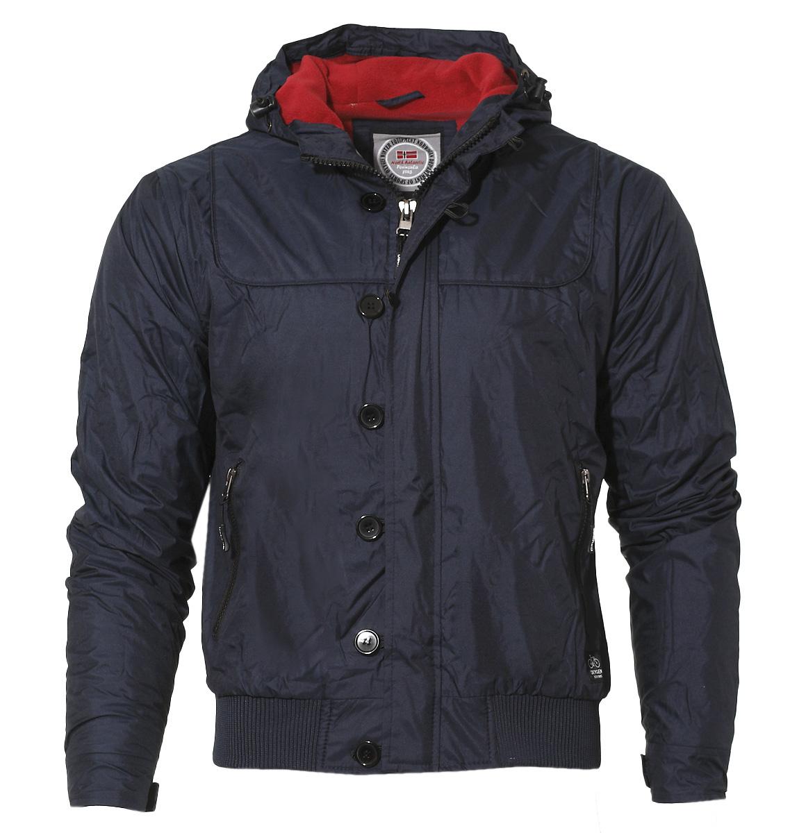 Ανδρικό Μπουφάν Oxygen D.Blue αρχική ανδρικά ρούχα μπουφάν