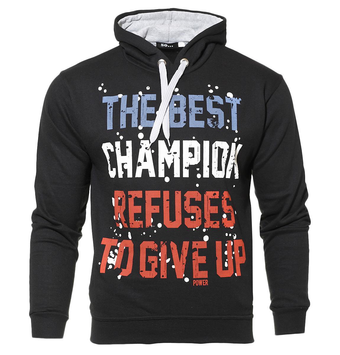 Ανδρικό Φούτερ Champion-Κυπαρισσί αρχική ανδρικά ρούχα φούτερ