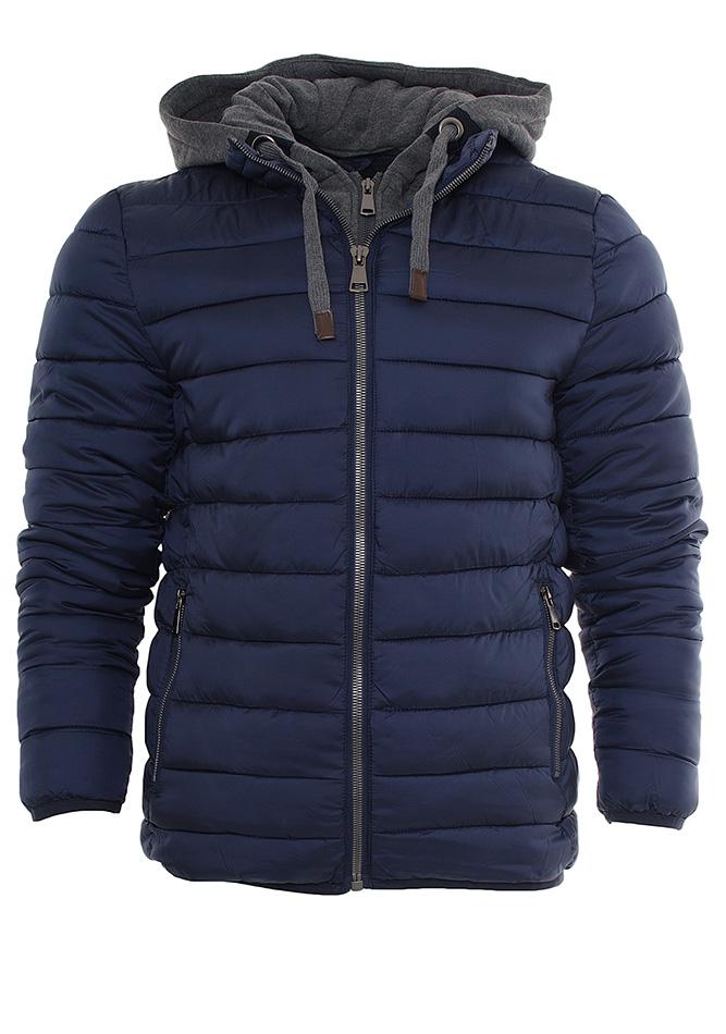 Μπουφάν New Brams D.Blue αρχική ανδρικά ρούχα επιλογή ανά προϊόν μπουφάν