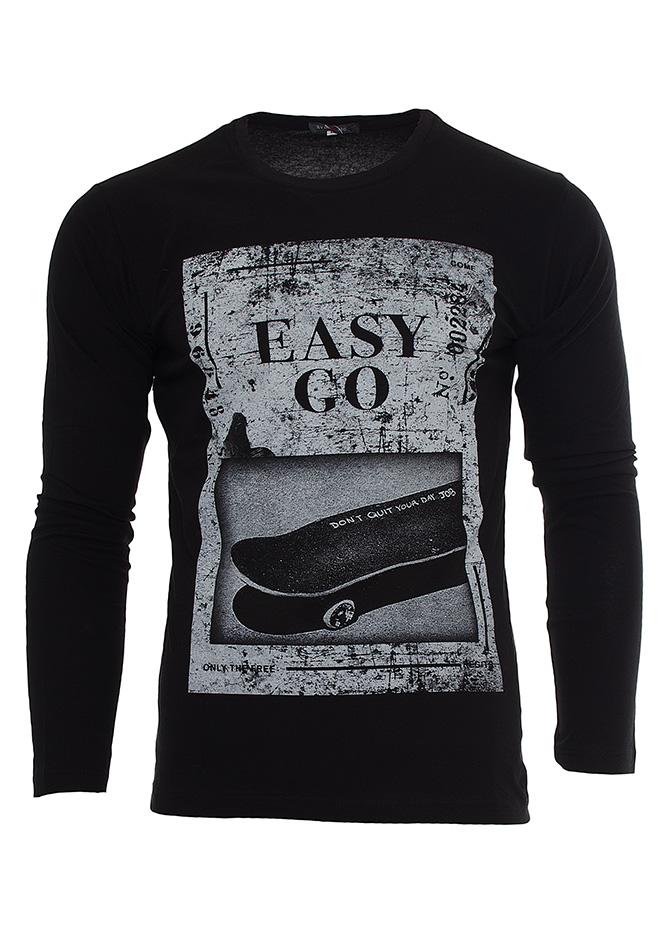 Ανδρική Μπλούζα Easy Go αρχική ανδρικά ρούχα μπλούζες
