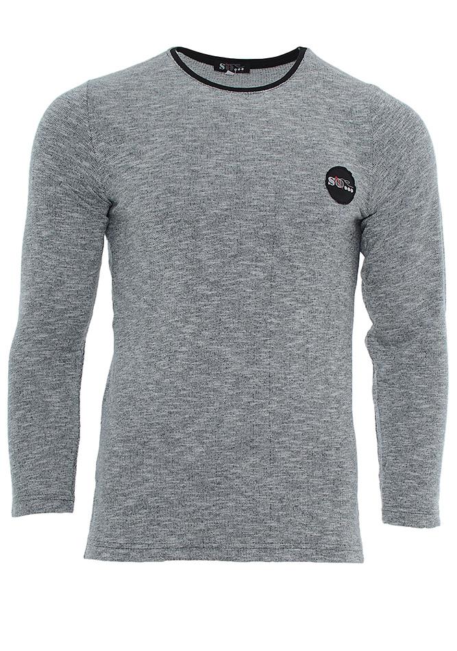 Ανδρική Μπλούζα So Grey αρχική ανδρικά ρούχα