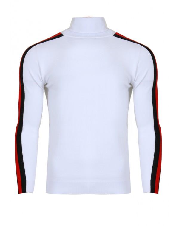e01f312da5ae Ανδρική Μπλούζα Ζιβάγκο Abate White - be-casual.gr