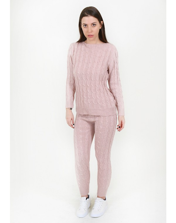5cad5b2dca82 Κολάν Και Μπλούζα Future Pink - be-casual.gr
