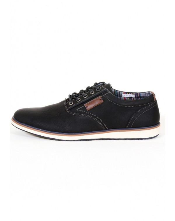 2191e957ae1 Ανδρικά Παπούτσια Sound Black - be-casual.gr