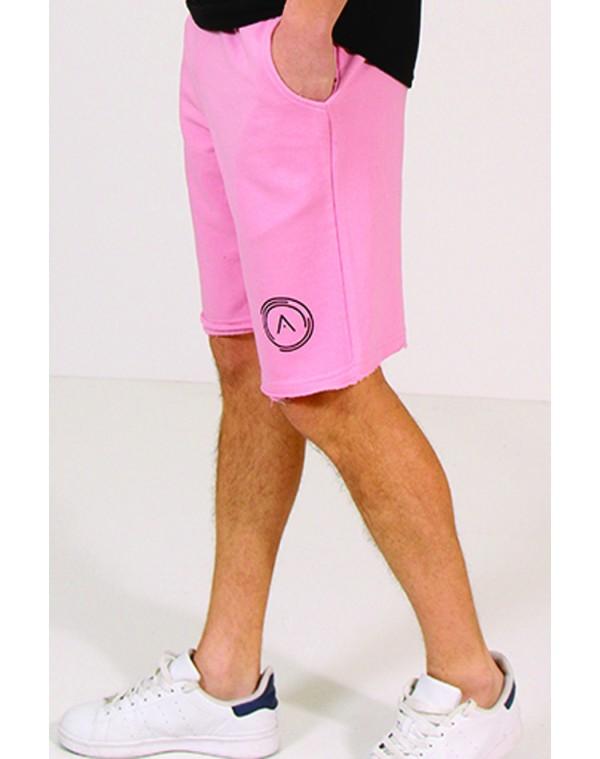 Ανδρική Βερμούδα Against Pink
