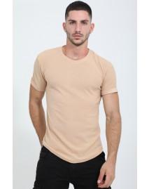 Ανδρικό T-shirt Remove Beige