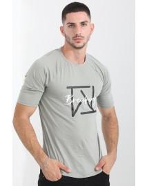 Ανδρική Μπλούζα Breaking Khaki