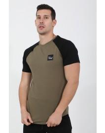 Ανδρικό T-shirt Return Khaki