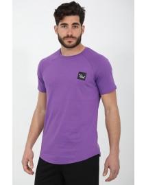 Ανδρικό T-shirt Crunch Purple