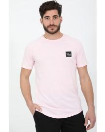 Ανδρικό T-shirt Crunch Pink