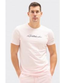 Ανδρικό T-Shirt Plus Pink