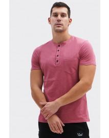 Ανδρικό T-Shirt Τall Coral