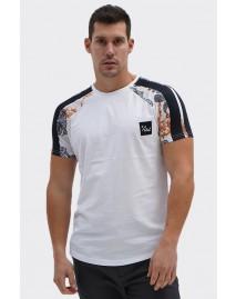 Ανδρικό T-shirt This White
