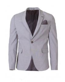 Ανδρικό Σακάκι Paint Grey