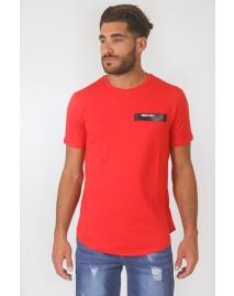Ανδρικό T-shirt Choose Red