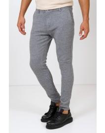 Ανδρικό Παντελόνι Κοντό Date Grey