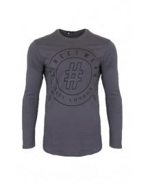 Ανδρική Μπλούζα # D.Grey