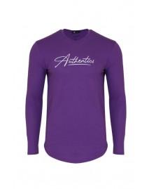 Ανδρική Μπλούζα Authentics Purple