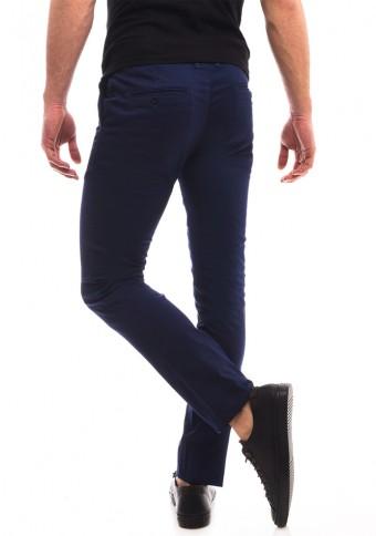 Ανδρικό Chino Παντελόνι Endeson Blue