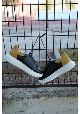 Ανδρικά Παπούτσια Hour Black