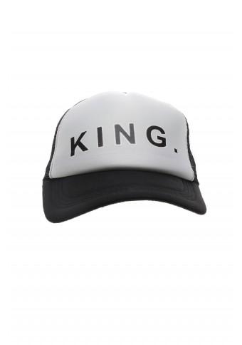 Ανδρικό Καπέλο King Black