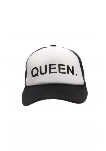 Ανδρικό Καπέλο Queen Black