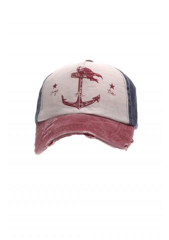 Ανδρικό Καπέλο Tide Bordeaux