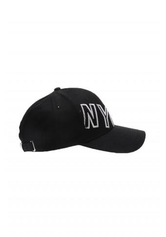 Ανδρικό Καπέλο NYC Black