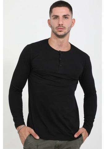 Ανδρική Μπλούζα Τall  Black