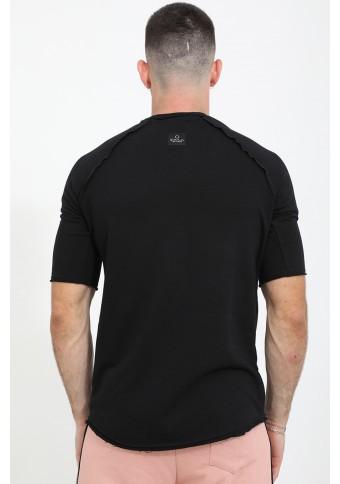 Ανδρική Μπλούζα Tips Black