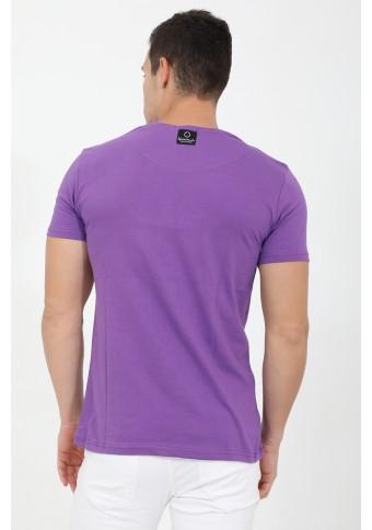 Ανδρικό T-shirt Imagine Purple