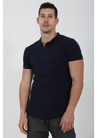 Ανδρικό Polo Such D.Blue