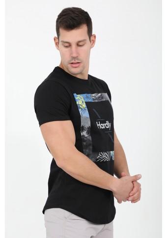 Ανδρικό T-shirt Hardly Black