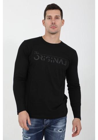 Ανδρική Μπλούζα Original Black