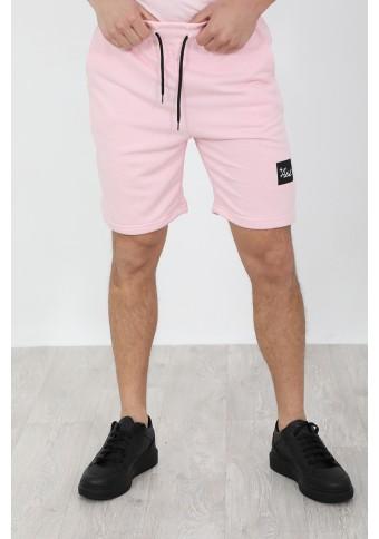 Ανδρική Βερμούδα Simple Pink