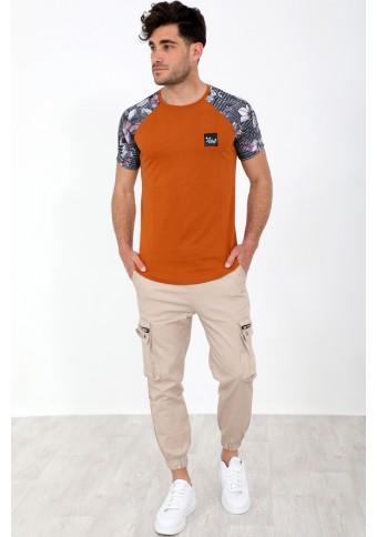 Ανδρικό T-shirt Final Cinnamon