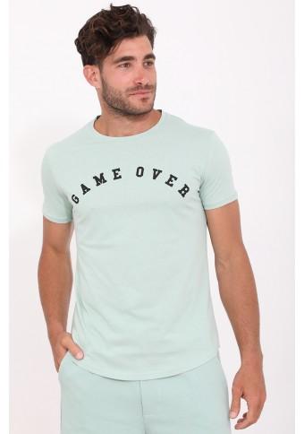 Ανδρικό T-shirt Game Mint