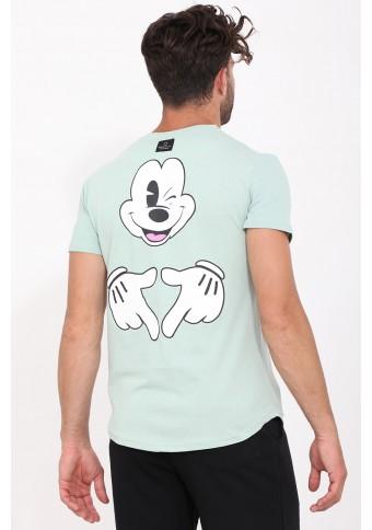 Ανδρικό T-shirt Smile Veraman