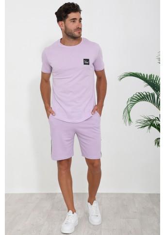 Ανδρικό T-shirt Vie Lila
