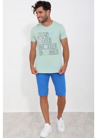 Ανδρικό T-shirt Just Mint