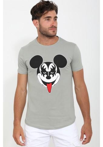 Ανδρικό T-shirt Bad Khaki